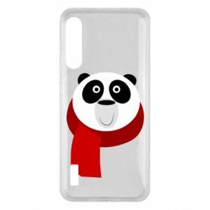 Etui na Xiaomi Mi A3 Panda in a color scarf