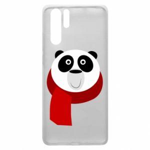 Etui na Huawei P30 Pro Panda in a color scarf