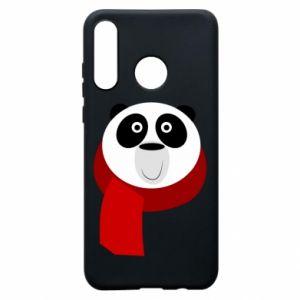 Etui na Huawei P30 Lite Panda in a color scarf