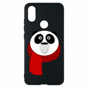 Etui na Xiaomi Mi A2 Panda in a color scarf