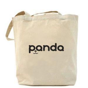 Torba Panda smirk