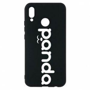 Phone case for Huawei P20 Lite Panda smirk
