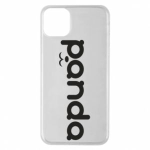 Etui na iPhone 11 Pro Max Panda smirk