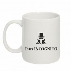 Mug 330ml Mr INCOGNITO