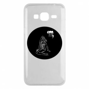 Phone case for Samsung J3 2016 Virgo and sign to the Virgo