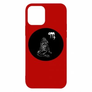 iPhone 12/12 Pro Case Virgo and sign to the Virgo