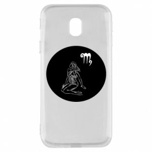 Phone case for Samsung J3 2017 Virgo and sign to the Virgo