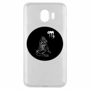 Phone case for Samsung J4 Virgo and sign to the Virgo