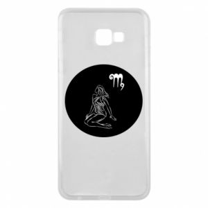Phone case for Samsung J4 Plus 2018 Virgo and sign to the Virgo