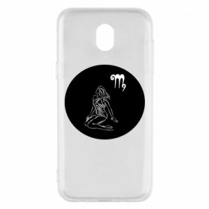 Phone case for Samsung J5 2017 Virgo and sign to the Virgo