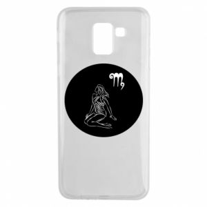 Phone case for Samsung J6 Virgo and sign to the Virgo