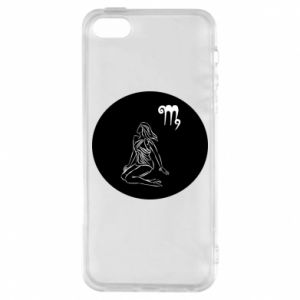 Phone case for iPhone 5/5S/SE Virgo and sign to the Virgo