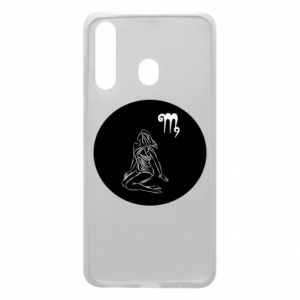 Phone case for Samsung A60 Virgo and sign to the Virgo