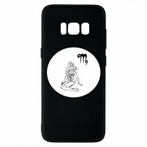 Phone case for Samsung S8 Virgo and sign to the Virgo
