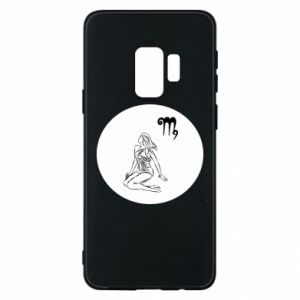 Phone case for Samsung S9 Virgo and sign to the Virgo