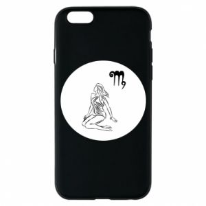 Phone case for iPhone 6/6S Virgo and sign to the Virgo
