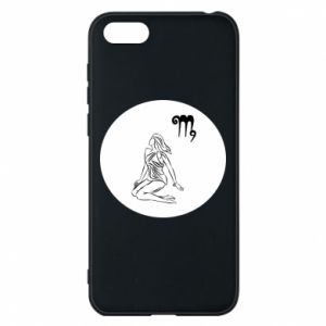 Phone case for Huawei Y5 2018 Virgo and sign to the Virgo