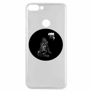 Phone case for Huawei P Smart Virgo and sign to the Virgo