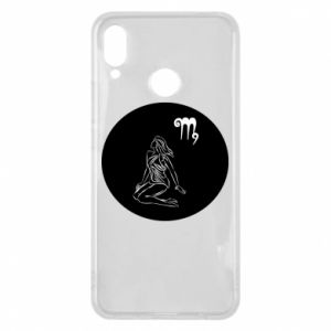 Phone case for Huawei P Smart Plus Virgo and sign to the Virgo