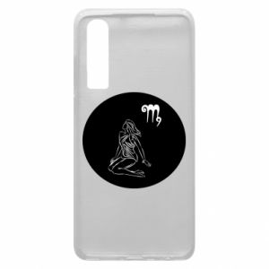 Phone case for Huawei P30 Virgo and sign to the Virgo