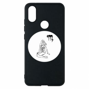 Phone case for Xiaomi Mi A2 Virgo and sign to the Virgo