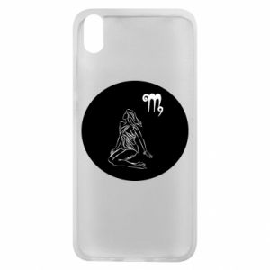 Phone case for Xiaomi Redmi 7A Virgo and sign to the Virgo