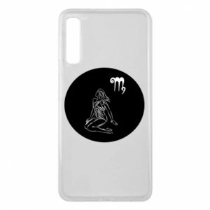 Phone case for Samsung A7 2018 Virgo and sign to the Virgo