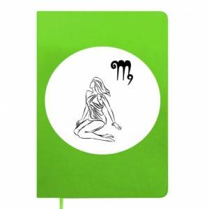 Notes Panna i znak zodiaku Panna