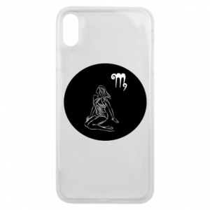 Phone case for iPhone Xs Max Virgo and sign to the Virgo