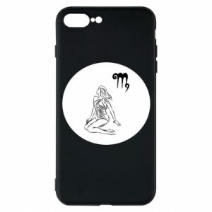 Phone case for iPhone 7 Plus Virgo and sign to the Virgo