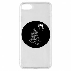 iPhone 8 Case Virgo and sign to the Virgo