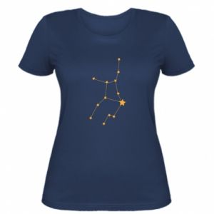 Women's t-shirt Virgo Сonstellation