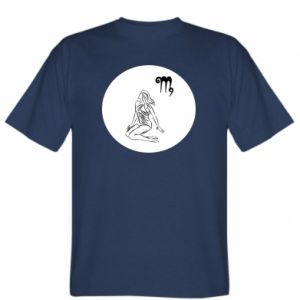 T-shirt Virgo and sign to the Virgo