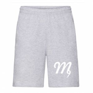 Men's shorts Virgo sign