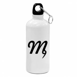 Water bottle Virgo sign