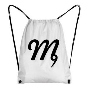 Backpack-bag Virgo sign