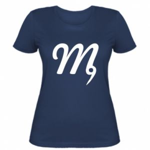 Women's t-shirt Virgo sign