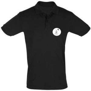 Men's Polo shirt Virgo and sign to the Virgo