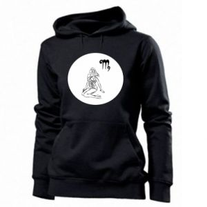Women's hoodies Virgo and sign to the Virgo