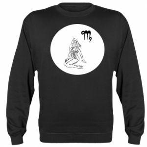 Sweatshirt Virgo and sign to the Virgo