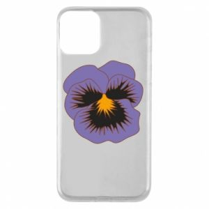 Etui na iPhone 11 Pansy Flower