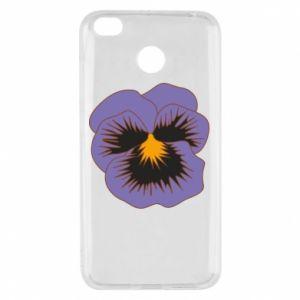 Etui na Xiaomi Redmi 4X Pansy Flower