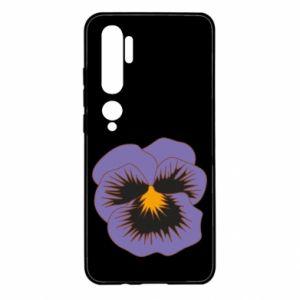 Etui na Xiaomi Mi Note 10 Pansy Flower