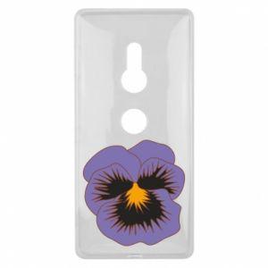 Etui na Sony Xperia XZ2 Pansy Flower