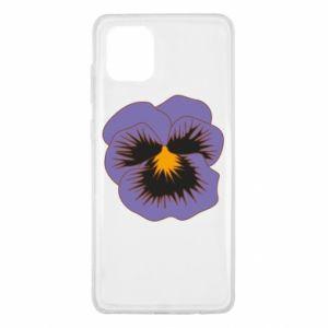 Etui na Samsung Note 10 Lite Pansy Flower