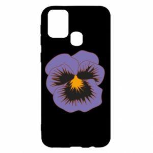 Etui na Samsung M31 Pansy Flower