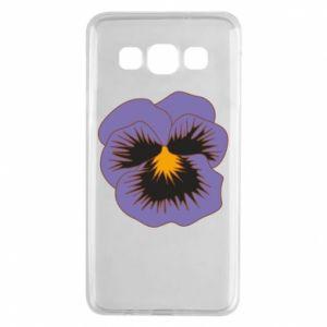 Etui na Samsung A3 2015 Pansy Flower