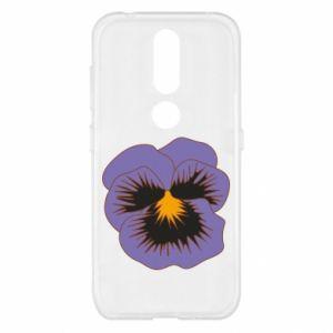 Etui na Nokia 4.2 Pansy Flower