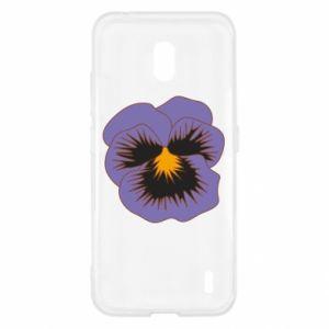 Etui na Nokia 2.2 Pansy Flower