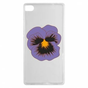 Etui na Huawei P8 Pansy Flower